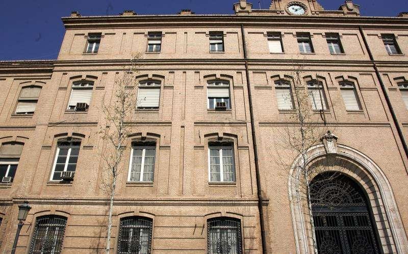 El edificio Tabacalera, en un a imagen de archivo. EFE