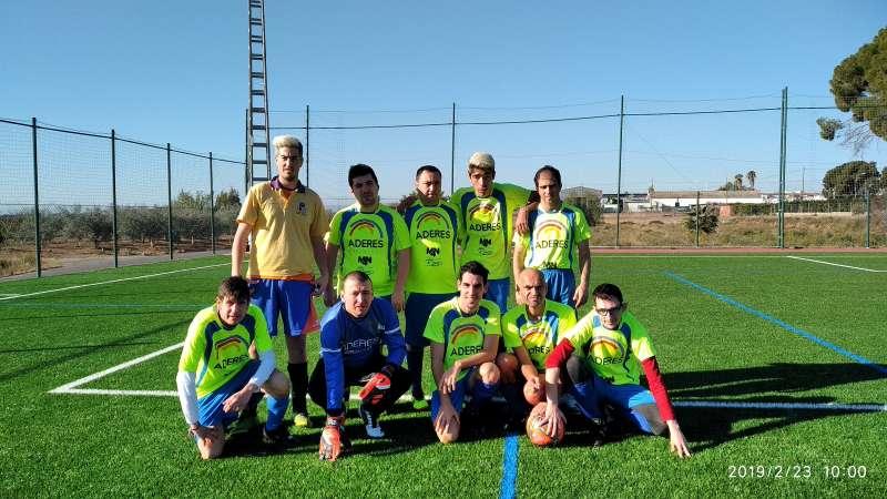 Jugadores del club. EPDA