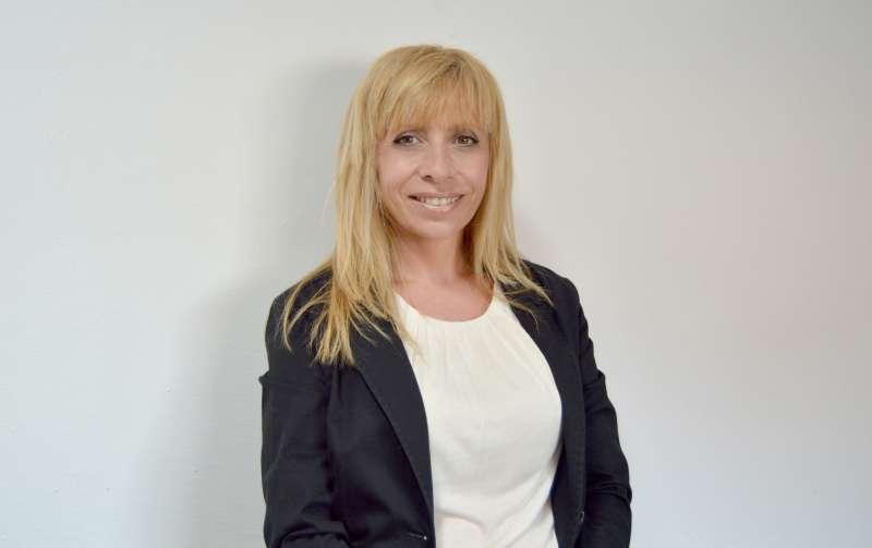 Pilar León, portavoz de Ciudadanos en La Pobla de Farnals. FOTO EPDA