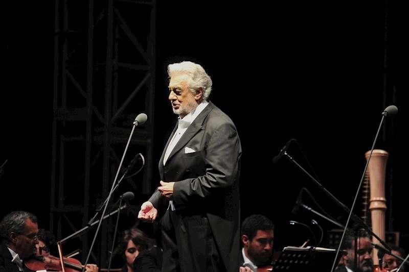 El tenor español Plácido Domingo. EFE