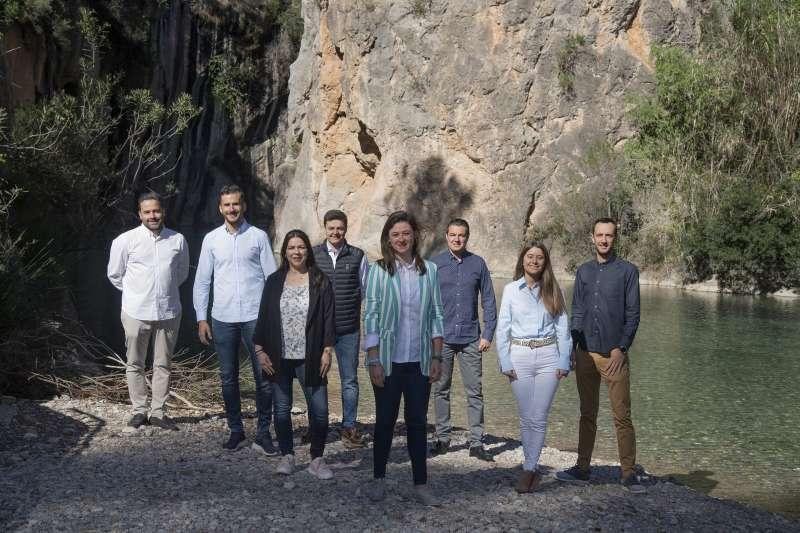 Juventud en la candidatura del PP al ayuntamiento de Montanejos