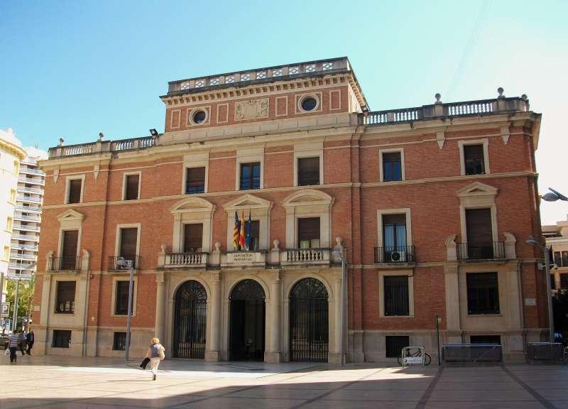 Palacio provincial de la Diputación