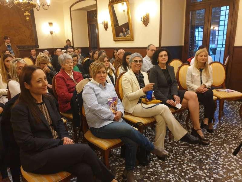 Lourdes Paramio encabeza la candidatura de Ciudadanos