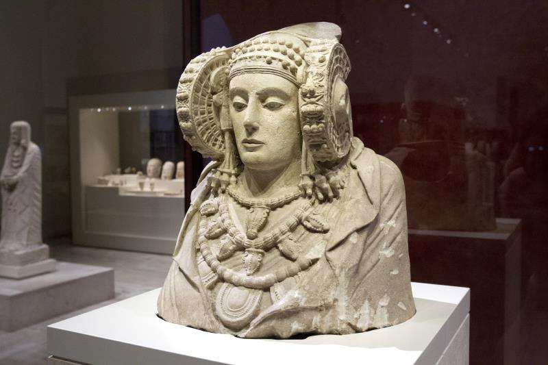 La Dama de Elche. EFE