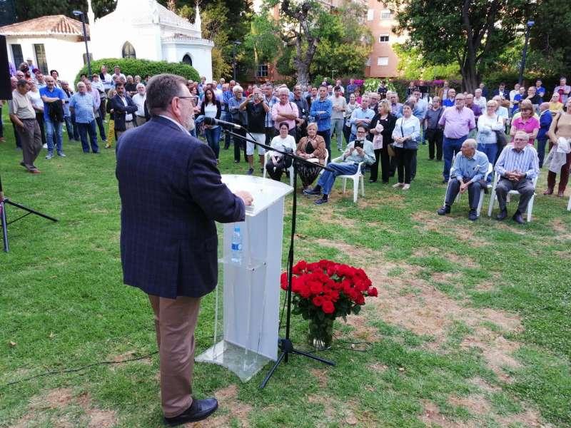 Cierre de campaña del PSOE de Torrent