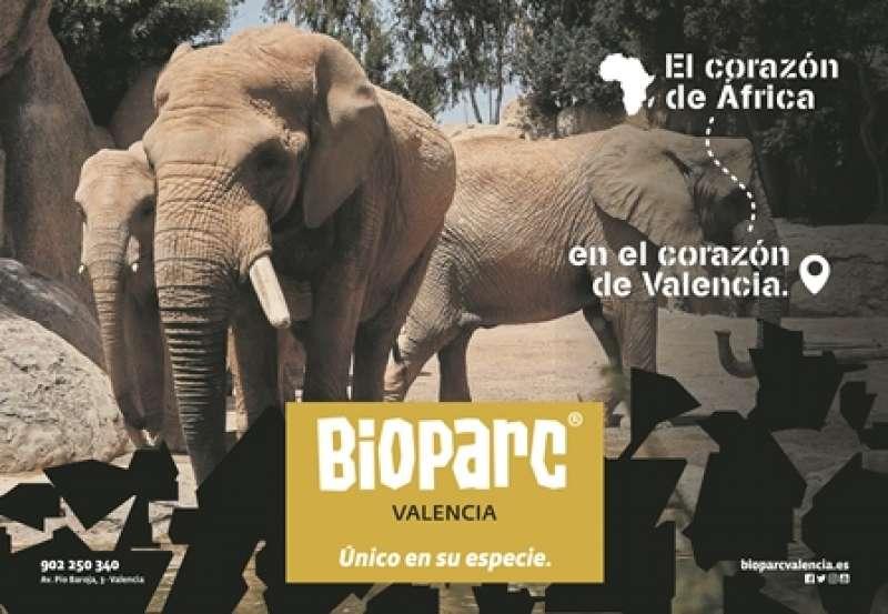 Cartel de Bioparc. EPDA