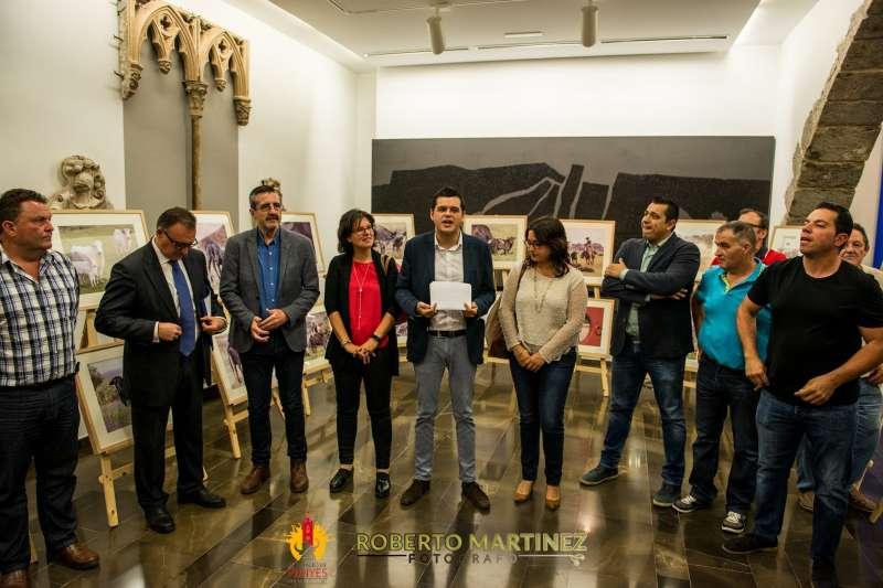 Presentación de la Semana Taurina de las fiestas de Sagunt. EPDA