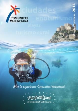 Tras el éxito de 2013, este año se ha vuelto a editar el catálogo con más ofertas y experiencias. FOTO: GVA
