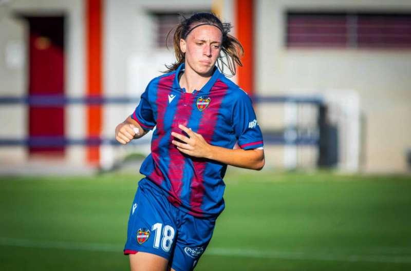 Eva Navarro, foto Levante UD