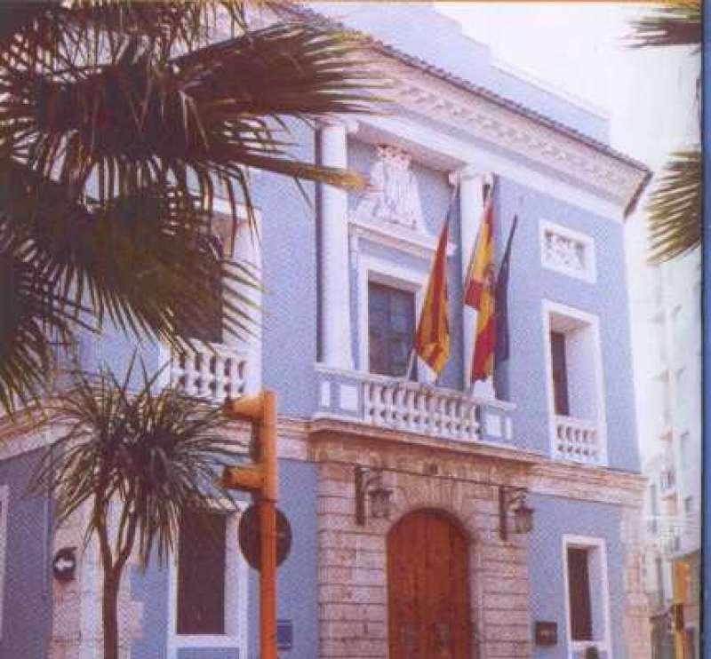 Ayuntamiento de Carcaixent. EPDA