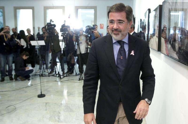 El exalcalde del PP de Sagunto y actual diputado en Les Corts Valencianes, Alfredo Castelló. EFE/Archivo