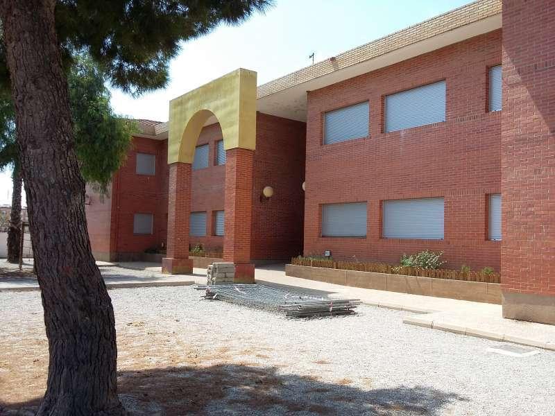 Colegio El Castell./EPDA