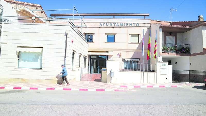 Ayuntamiento de Villargordo. / EPDA