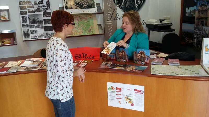 Oficina de Promoción Provincial del Patronato de Turismo de la Diputación