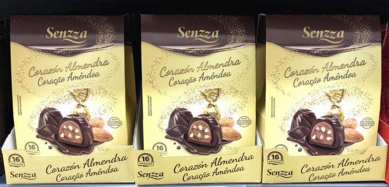 Los nuevos bombones Senzza