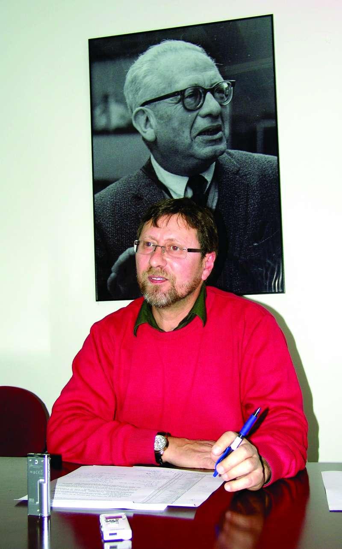Francisco Tortajada gerente de la Fundación Max Aub