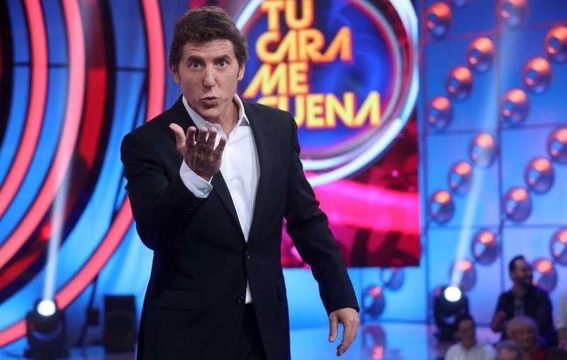 Manel Fuentes, presentador de