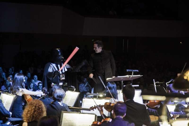 25 fans viven Star Wars desde dentro gracias a a Film Symphony ...