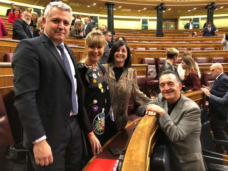 La diputada socialista de Castelló al Congrés