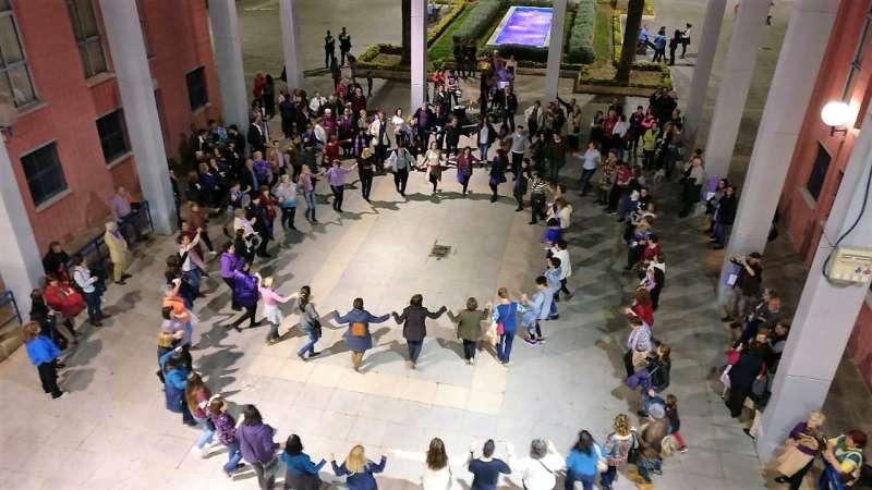 Dansa per la igualtat a Xirivella. EPDA