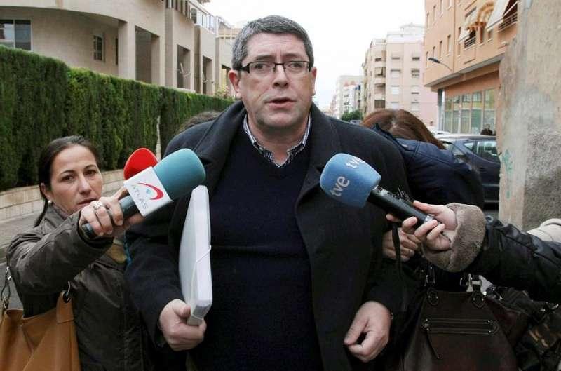 Juan Cano, uno de los sospechosos del asesinato del ex alcalde de Polop de la Marina (Alicante), Alejandro Ponsoda. EFE