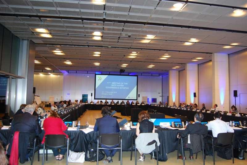 Adhesión a la Iniciativa de Gobernanza del Agua de la OCDE