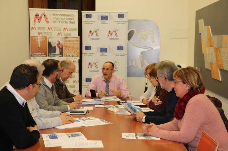 La Mancomunidad tendrá presencia en Bruselas