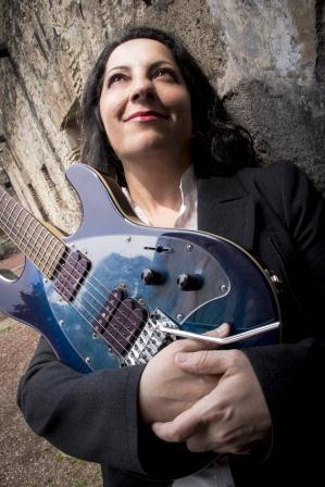 La cantant Inma Serrano.