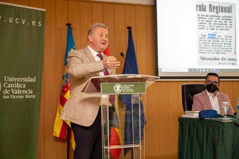 Congreso celebrado en la UCV. EPDA