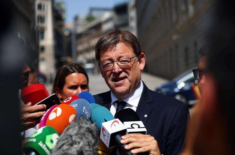 El president de la Generalitat, el socialista Ximo Puig. EFE/Archivo