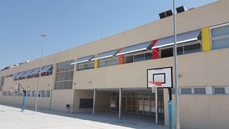 Colegio de Lloma Llarga. EPDA