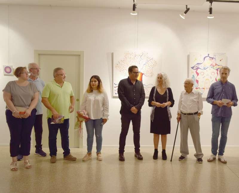Exposició de Pilar Bressó. EPDA
