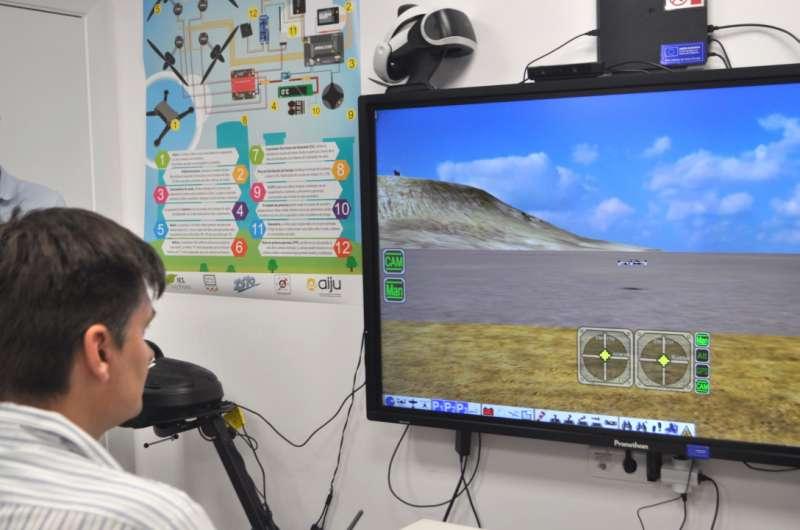 AIJU desarrolla una plataforma para que estudiantes, profesores y profesionales creen sus propios drones