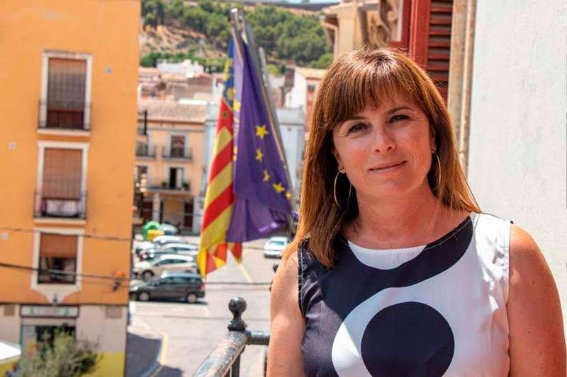 María José Carrera, Concejala de Promoción Económica e Industrial. / EPDA