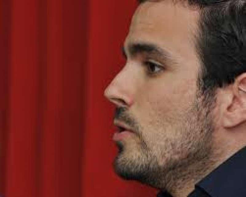 Alberto Garzón. EPDA