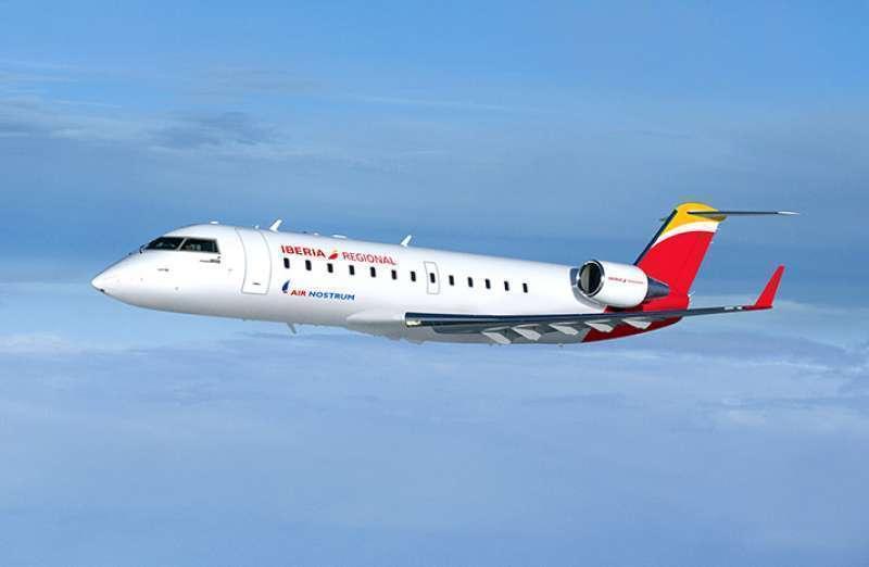 Imagen de archivo de un avión turístico./ EPDA