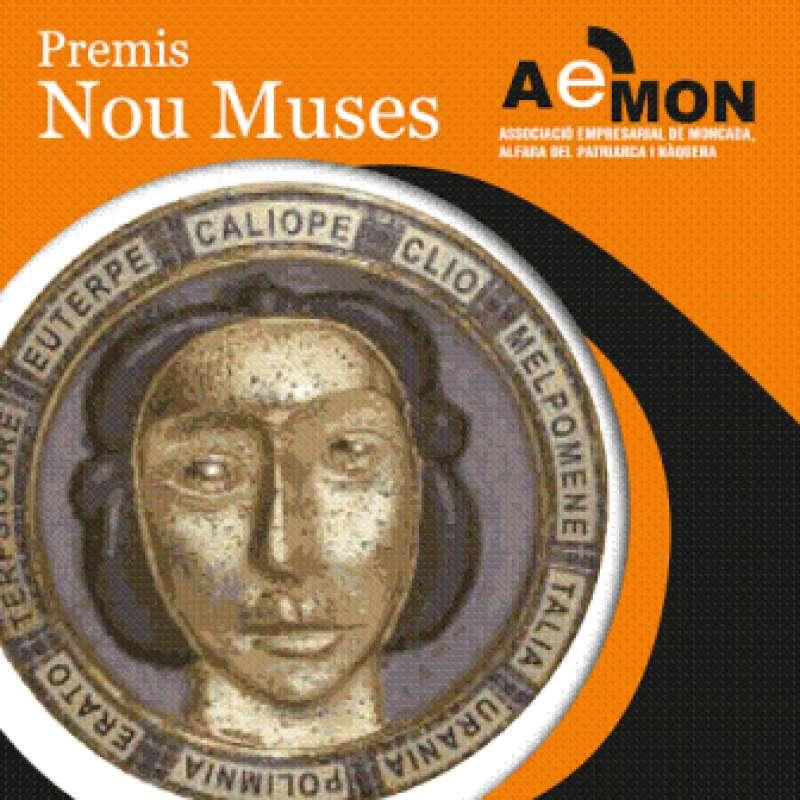 Cartel de los premios de AEMON. EPDA