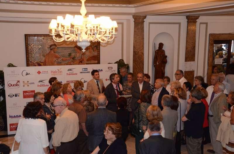 Celebración del Día del Socio en El Ateneo. EPDA
