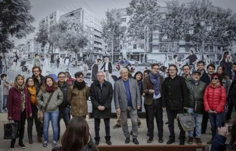 Presentació de València Camina.