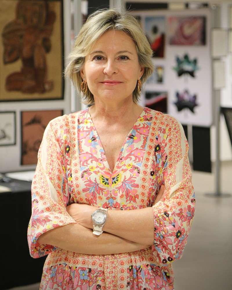 La directora de Caxton College, Amparo Gil. EPDA