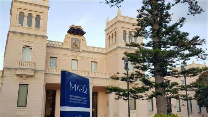 El Marq, en una imagen difundida por el museo.-EPDA