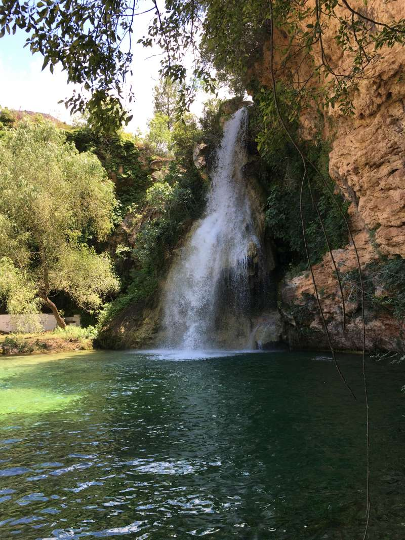 La Cascada del Corbinet. / JSM