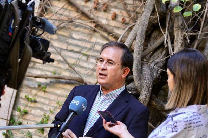 El diputado Juan Córdoba. FOTO CS