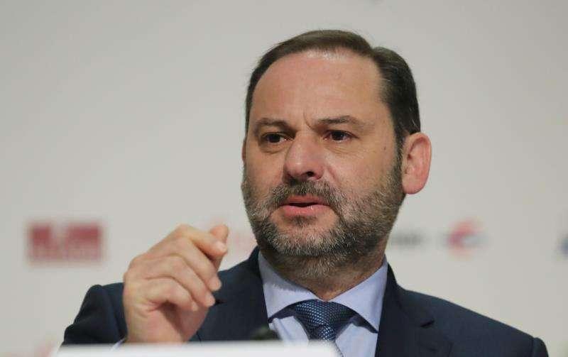 El ministro de Fomento, José Luis Ábalos.EFE/Archivo