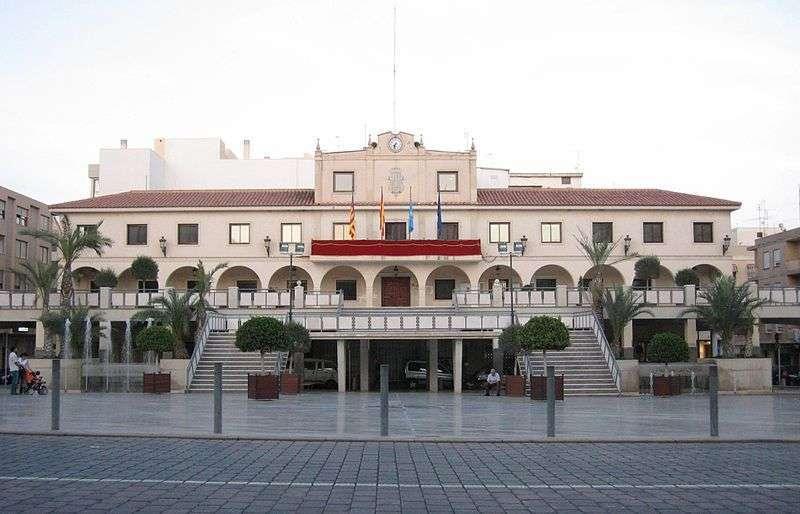 Ayuntamiento de Guardamar del Segura. EPDA