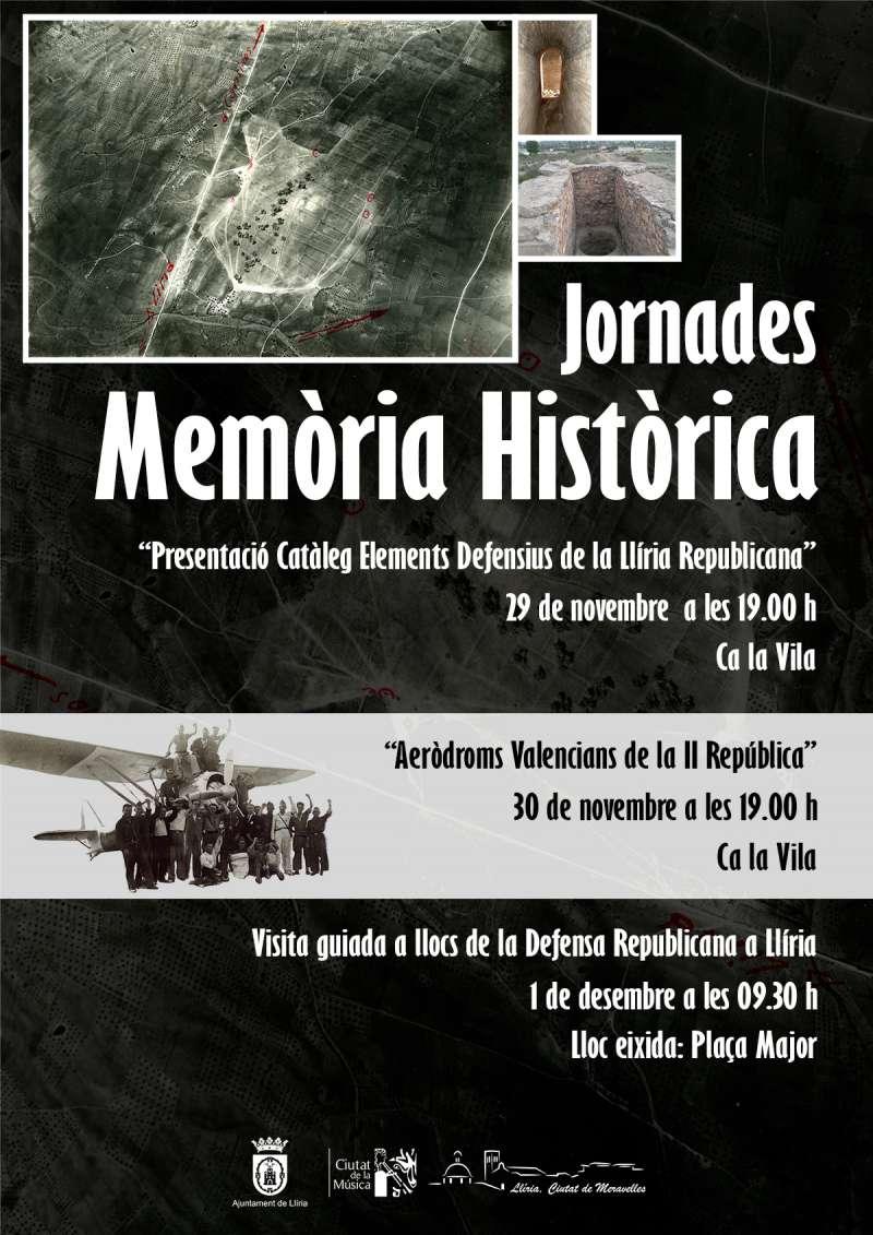 Cartel Memoria Histórica