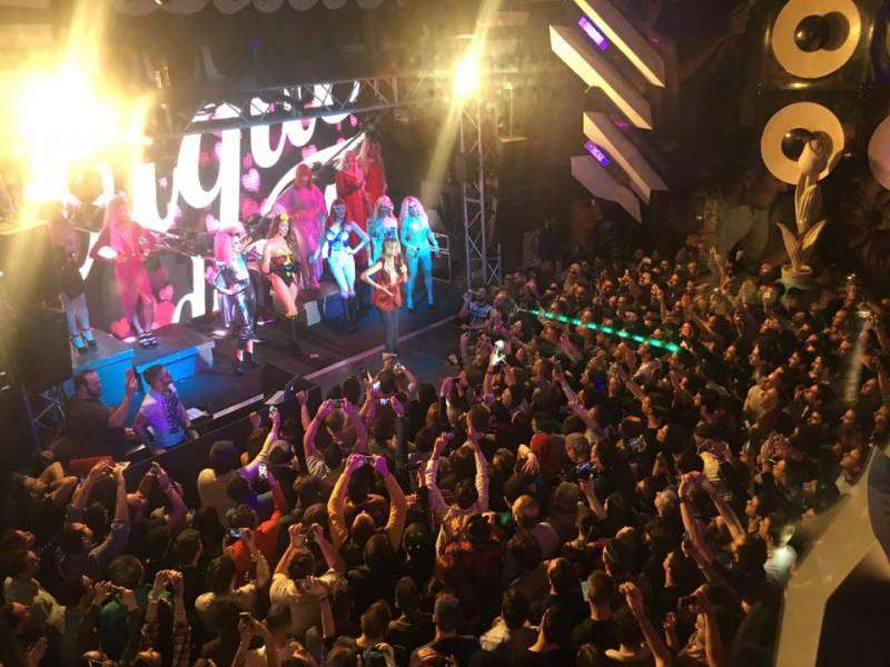 Deseo 54, discoteca de ambiente de la capital valenciana. VIUVALENCIA.COM