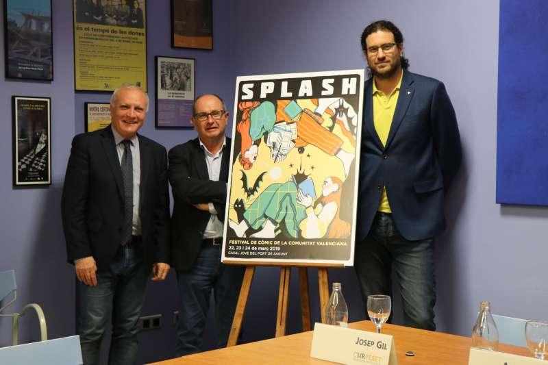 Splash Sagunt Festival del Còmic