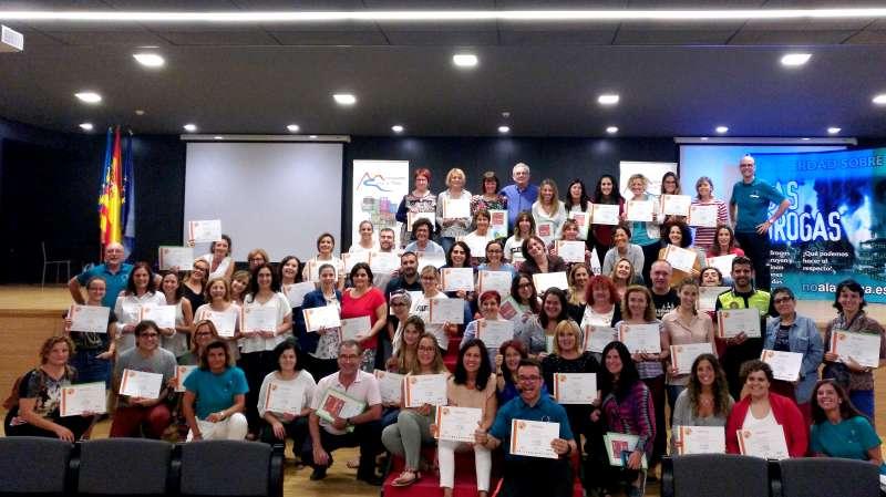 La Mancomunitat reúne a más de 100 profesionales del ámbito de la prevención de drogodependencias de la comarca