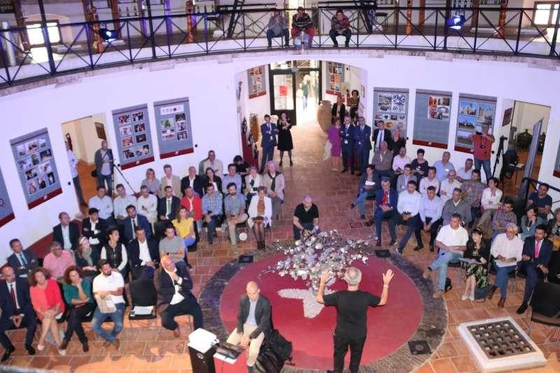 La sede de la DO Utiel-Requena acogió la presentación. Foto: BDA
